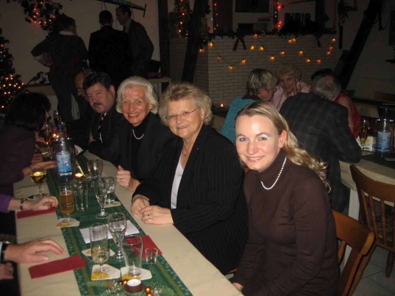 Weihnachtsfeier 2 in Adventsfeier