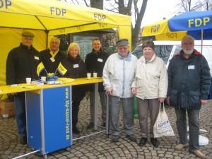 Bild 12-300x225 in Auch für die Liberalen in Fuldatal hat der Wahlkampf zur anstehenden Kommunalwahl an Fahrt aufgenommen
