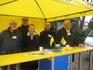 Bild 21-300x225 in Auch für die Liberalen in Fuldatal hat der Wahlkampf zur anstehenden Kommunalwahl an Fahrt aufgenommen